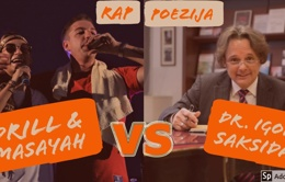 Rap VS Poezija pef